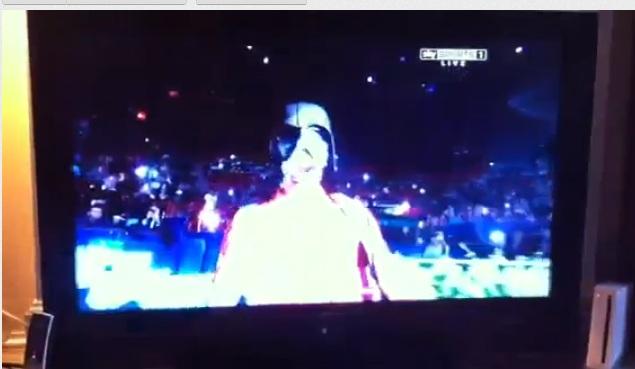 De Halloween, Novak Djokovici a aparut la Paris-Bercy cu masca lui Darth Vader pe fata. VIDEO
