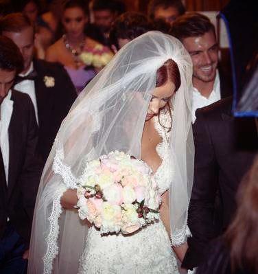 Ce a facut Bianca Dragusanu timp de 3 ore in timpul nuntii. Nimeni nu isi explica ce s-a intamplat