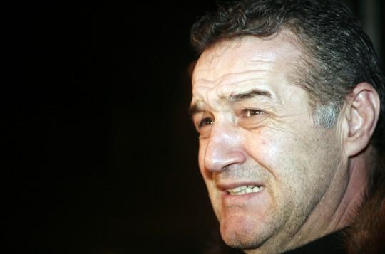 Gigi Becali a fost transferat la spitalul Penitenciarului Poarta Alba
