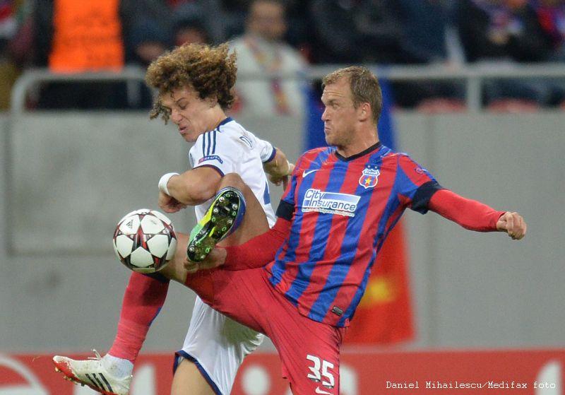 STEAUA - CHELSEA. Tatarusanu: Toata echipa a jucat slab, trebuie sa facem puncte cu Basel