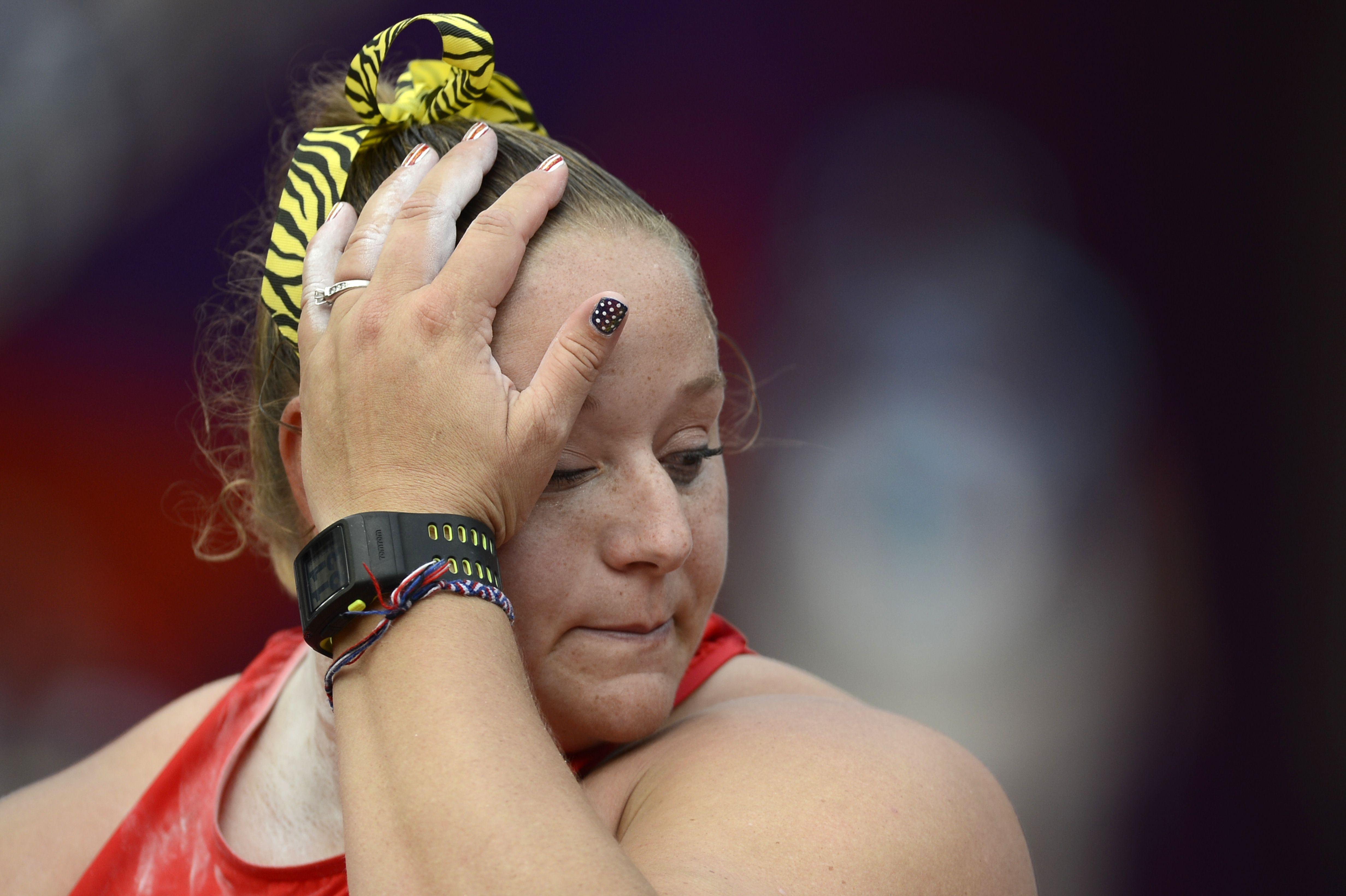 Camarena-Williams, suspendata 6 luni dupa ce a luat un medicament pentru imbunatatirea fertilitatii