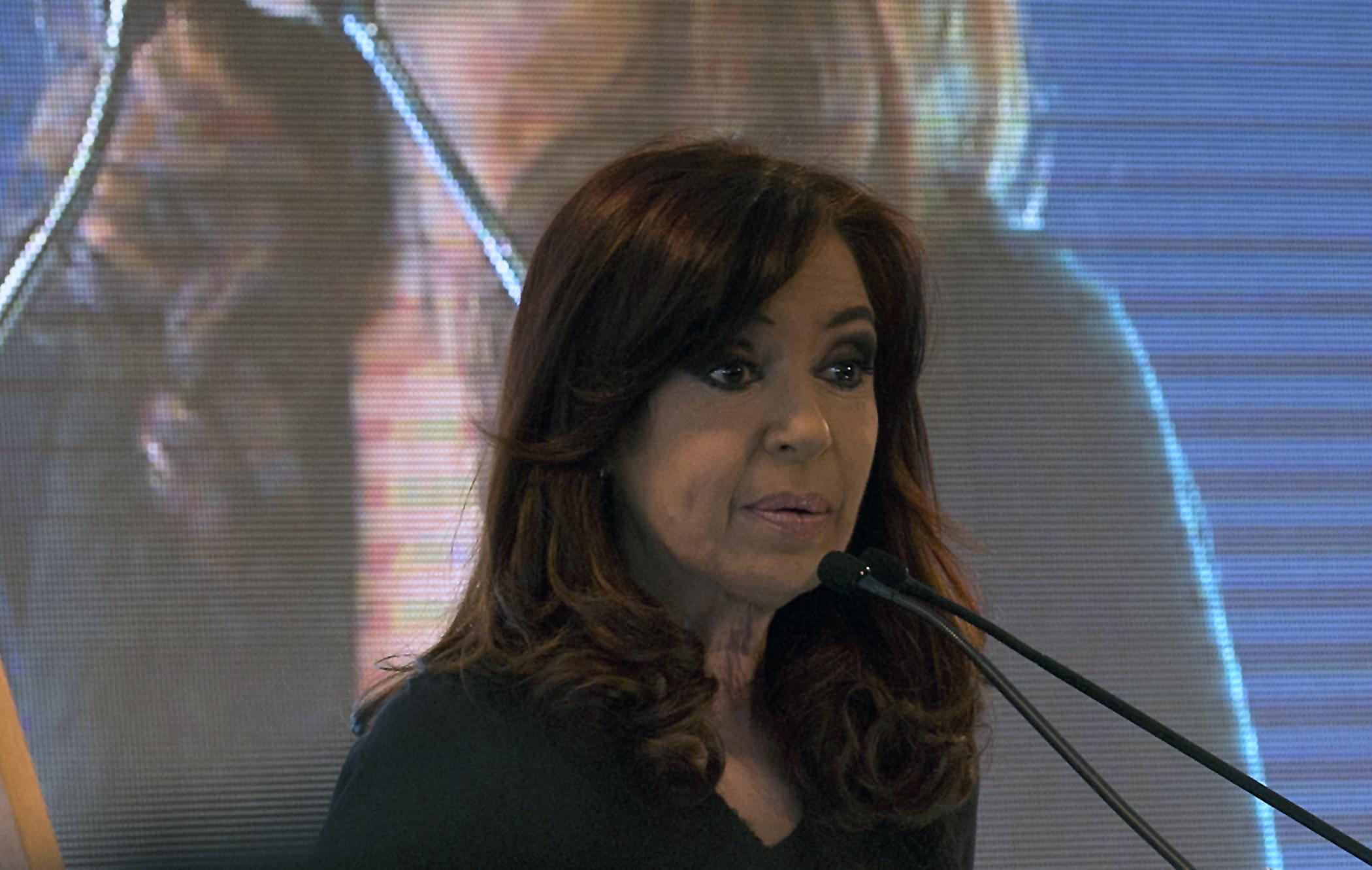 Presedintei Argentinei i s-a prescris o luna de repaos, In urma unui traumatism cranian