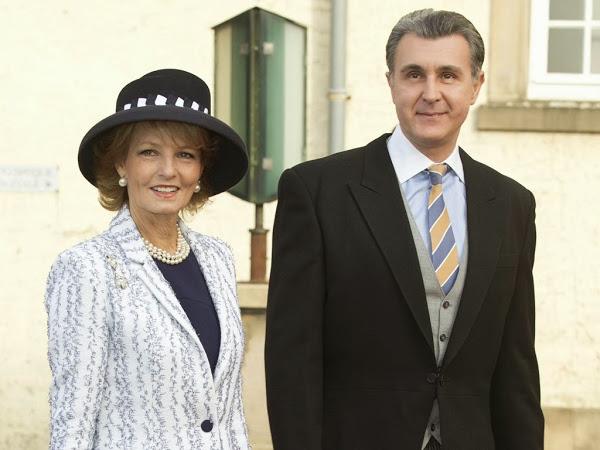 Principesa Margareta si Principele Radu, huiduiti de comunistii din Chisinau: