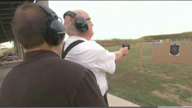Povestea lui Michael Barber, un nevazator din SUA care ar dreptul de a purta arma