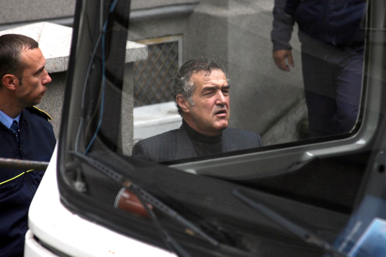 Gigi Becali, incarcerat la Penitenciarul Jilava pana la jumatatea lunii decembrie