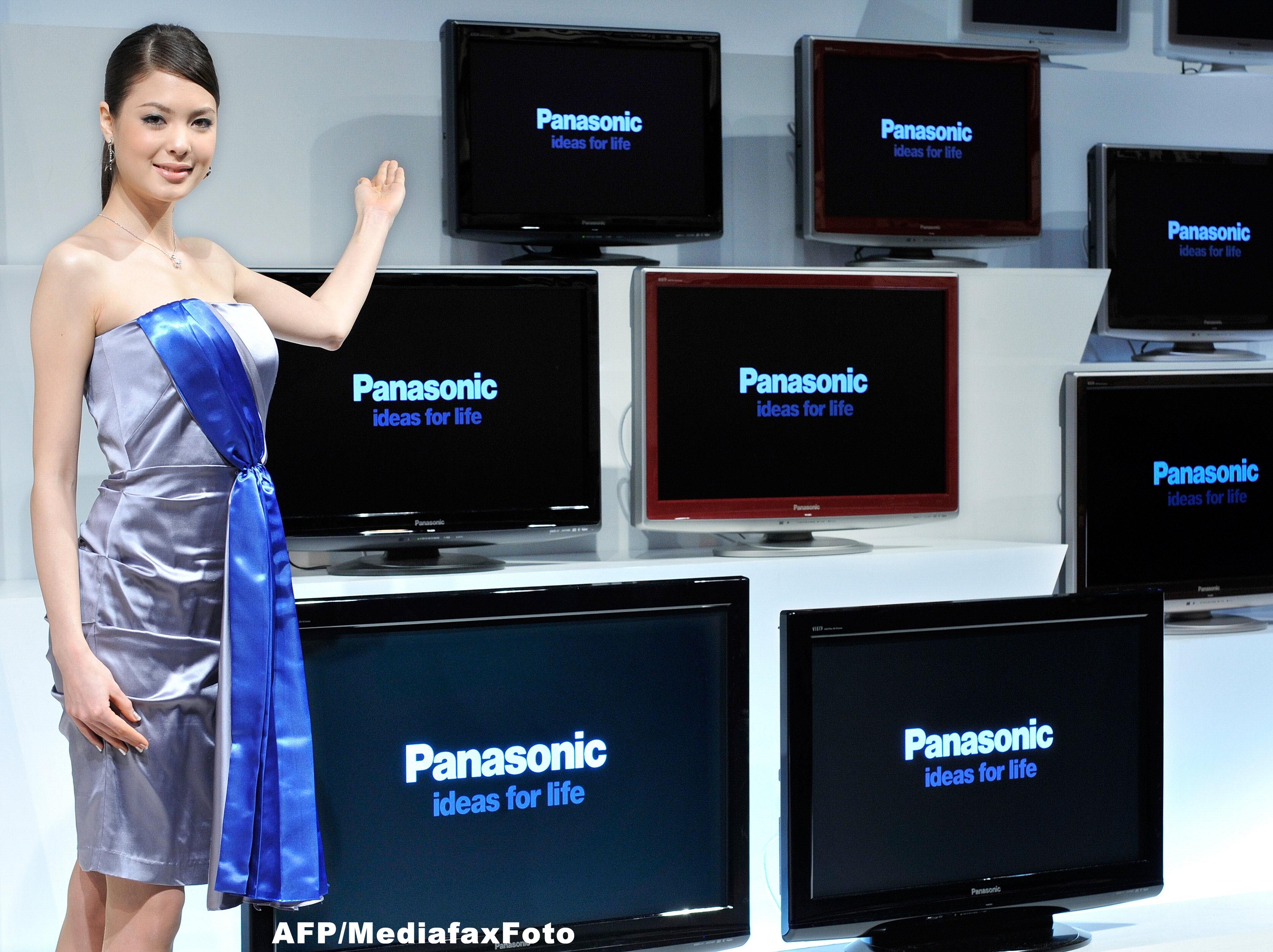 Sfarsitul unei ere. Liderul televizoarelor cu plasma, Panasonic, va opri productia din acest domeniu