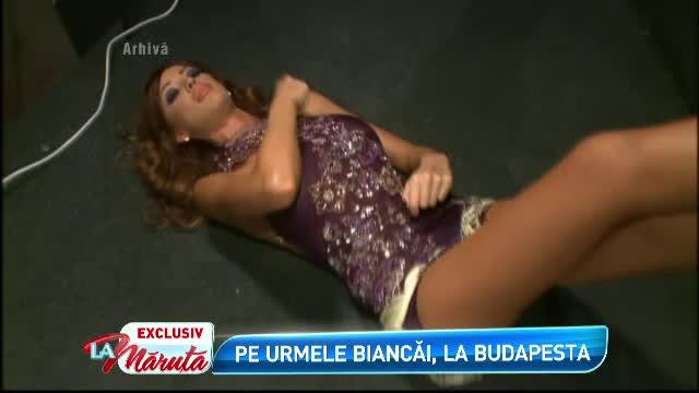 Bianca Dragusanu a inceput luna de miere cu o operatie la Budapesta. Interventia a durat 90 de min.