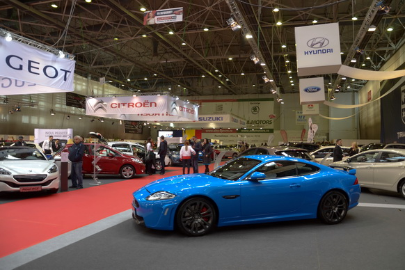 Salonul Auto de la Bucuresti: 5 premiere nationale si doua masini venite direct de la Frankfurt