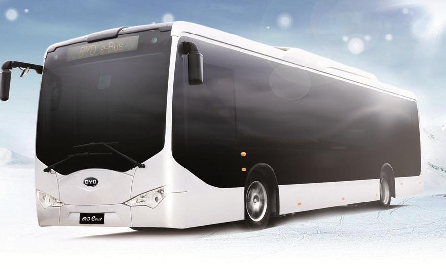 Autobuzele electrice au ramas in garaje. Cand vor circula pe strazile din Timisoara