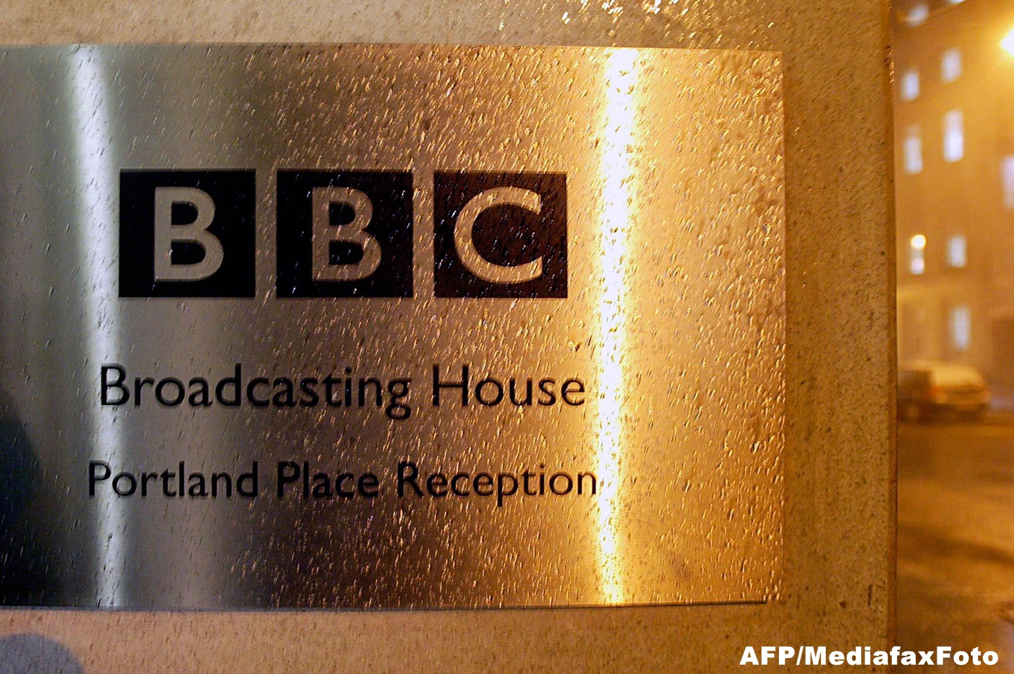 BBC a reangajat in secret 9 fosti manageri, dupa ce le-a platit indemnizatii de plecare uriase