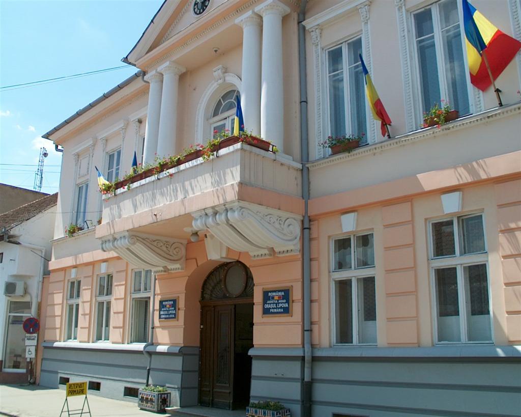 Centrul orasului Lipova se schimba la fata cu 21 milioane lei. Ce prevede proiectul finantat de UE