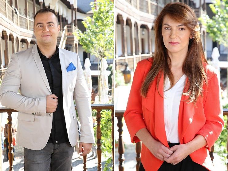 Rares Nastase si Anca Nastasi, pe primul loc in topul audientelor cu emisiunea