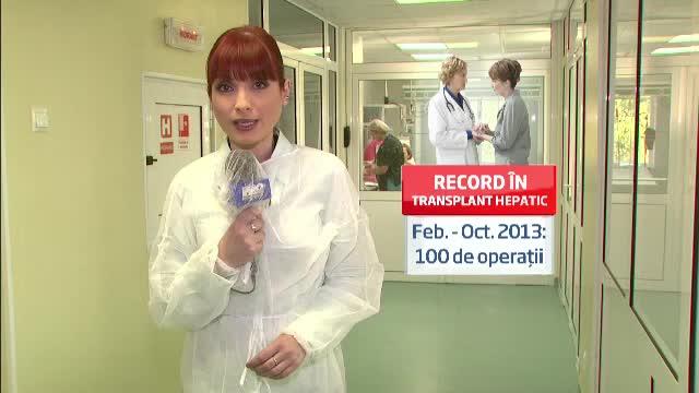 In 2013 s-au facut transplanturi de ficat cat in 4 ani. Povestile celor care au primit o viata noua