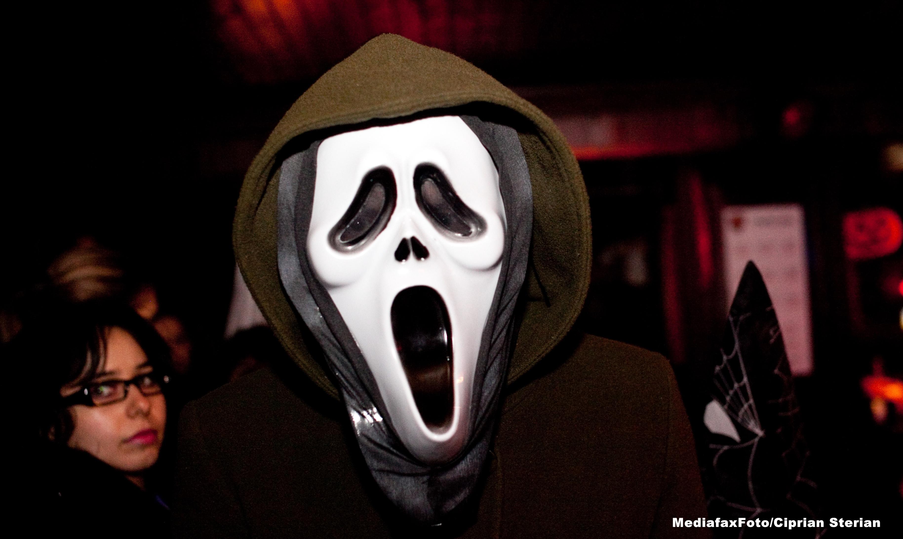 Halloween 2013 in Bucuresti: concerte, filme, expozitii si petreceri culinare