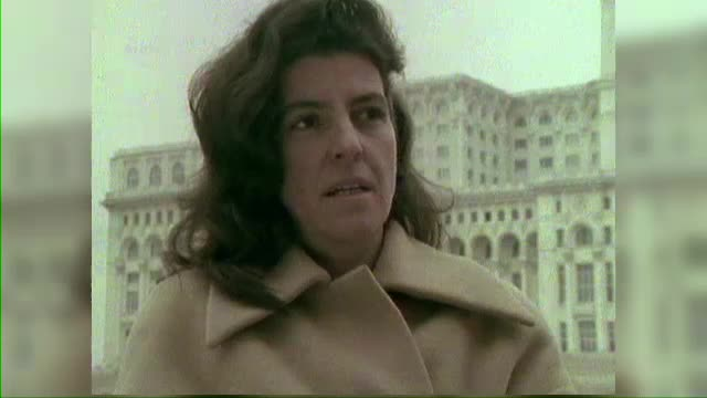 Anca Petrescu a murit. Povestea femeii care la doar 31 de ani a proiectat Casa Poporului