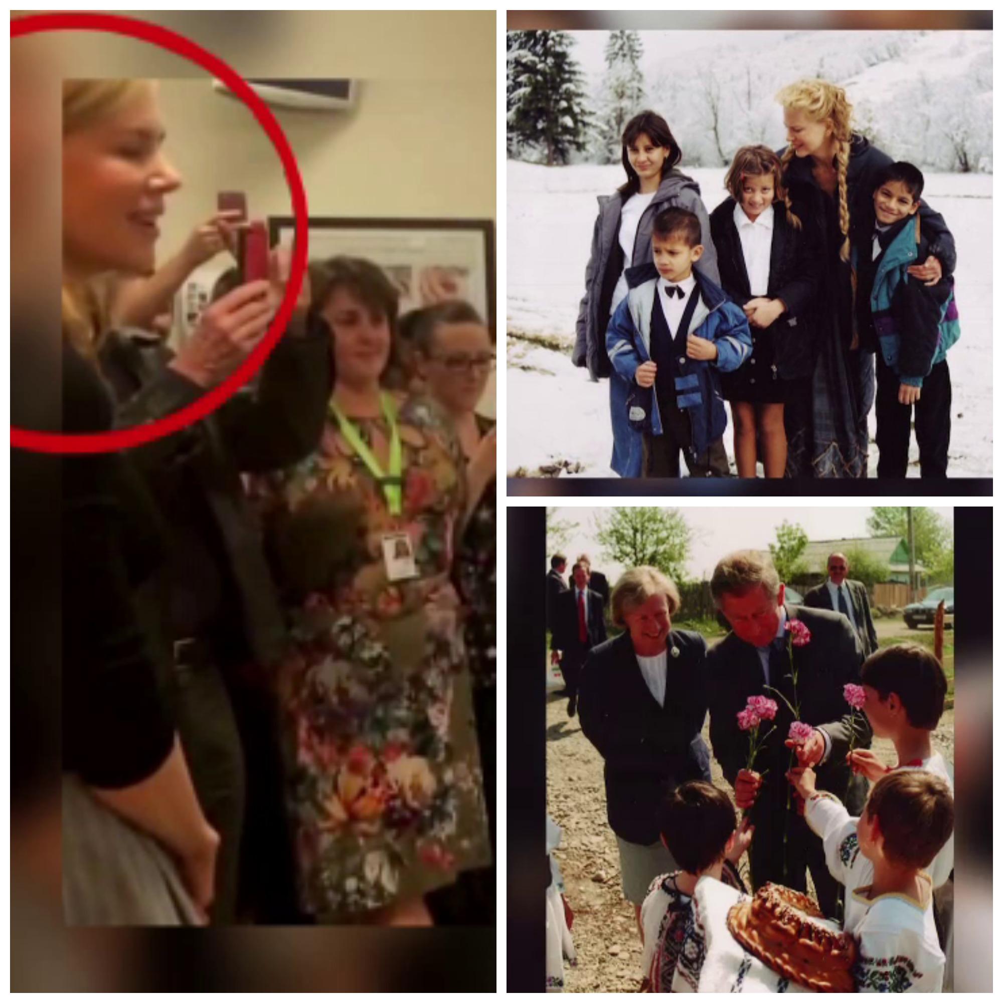 Nicole Kidman si Printul Charles, sprijin pentru persoanele defavorizate de la noi. Proiectul cu care dau o lectie Romaniei