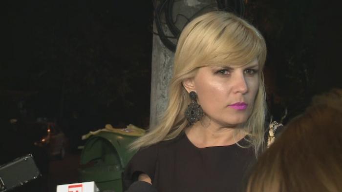Elena Udrea, dupa ce a fost audiata doua ore la DNA: