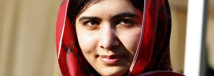 """Malala Yousafzai, hărțuită online pentru că a purtat """"blugi skinny"""" la Oxford"""