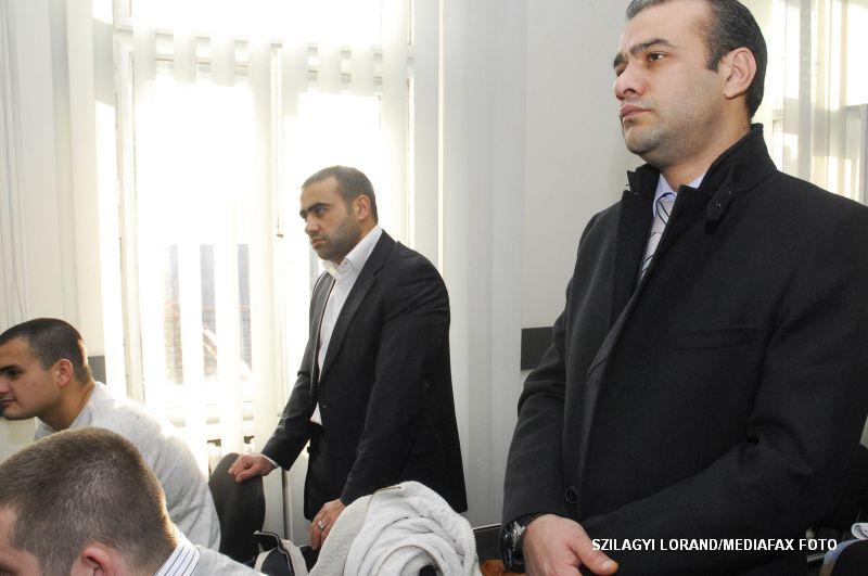 Unul dintre fratii lui Omar Hayssam, adus din Turcia si incarcerat in Capitala. Are de executat 5 ani de inchisoare