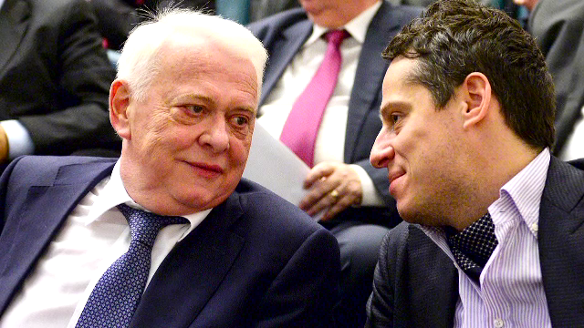 Viorel si Andrei Hrebenciuc raman in arest. Decizia Inaltei Curti de Casatie si Justitie este definitiva