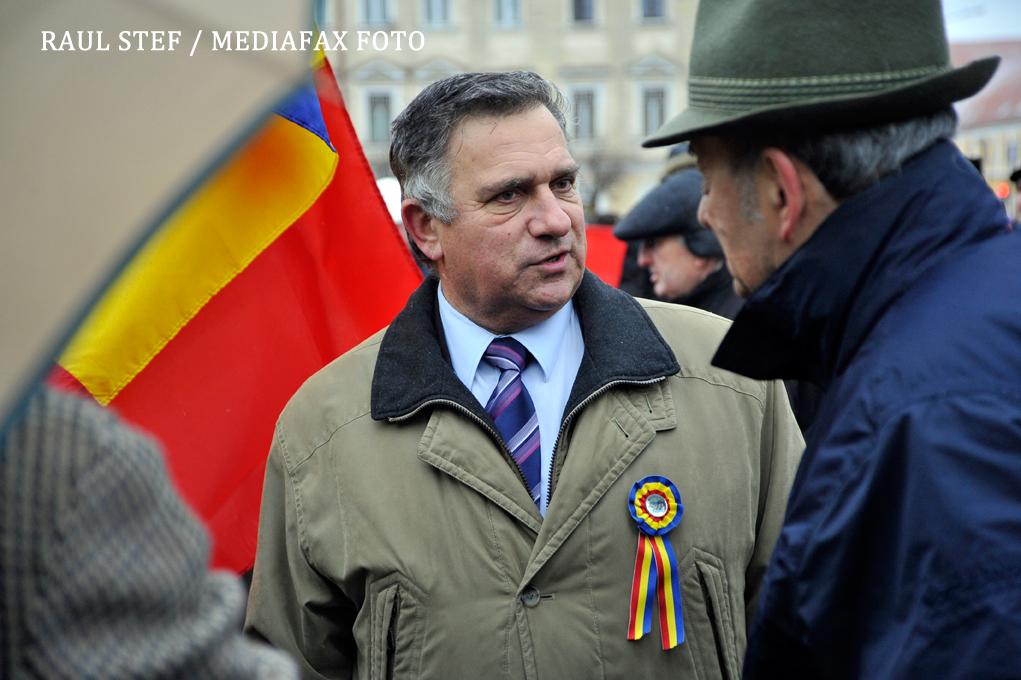 PORTRET DE CANDIDAT, ep. 8: Gheorghe Funar. Fostul primar al Clujului se bate la prezidentiale pentru Romania Mare