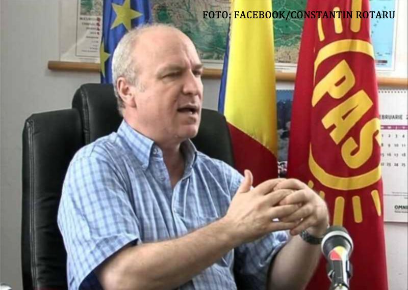 PORTRET DE CANDIDAT, ep. 13: Constantin Rotaru. Inreprinzatorul capitalist care tine ridicat stindardul rosu al comunismului