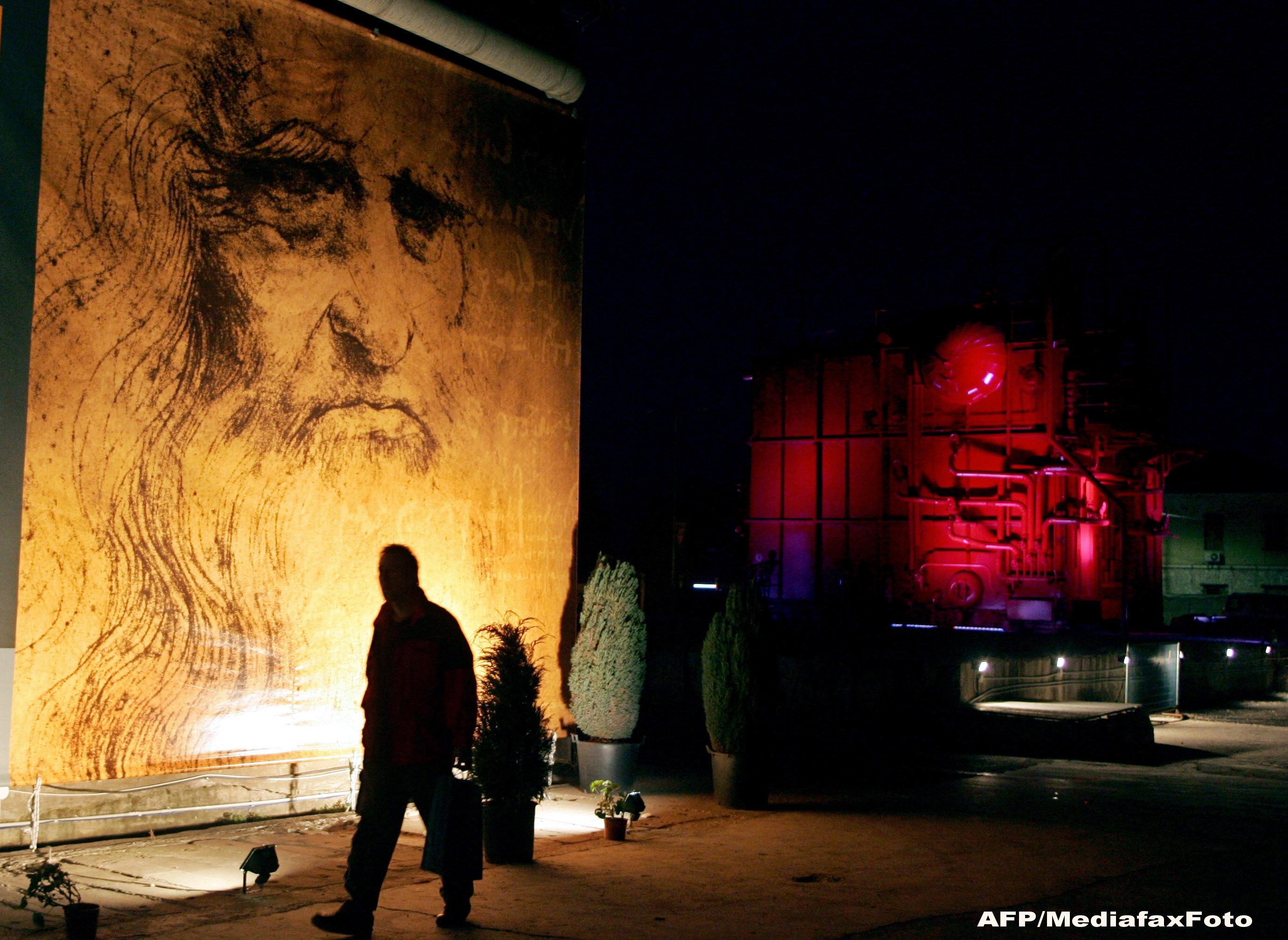 O opera de arta semnata de Leonardo da Vinci a fost ascunsa de Hitler, ca sa nu il faca mai puternic