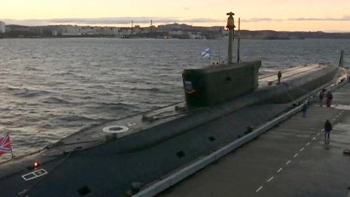 Rusia a testat cu succes cel mai nou submarin nuclear. Russia Today: Racheta Bulava poate distruge un oras intreg. VIDEO