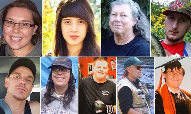 Victimele masacrului din Oregon, identificate de politie. Marturia cutremuratoare facuta de tatal uneia dintre ele