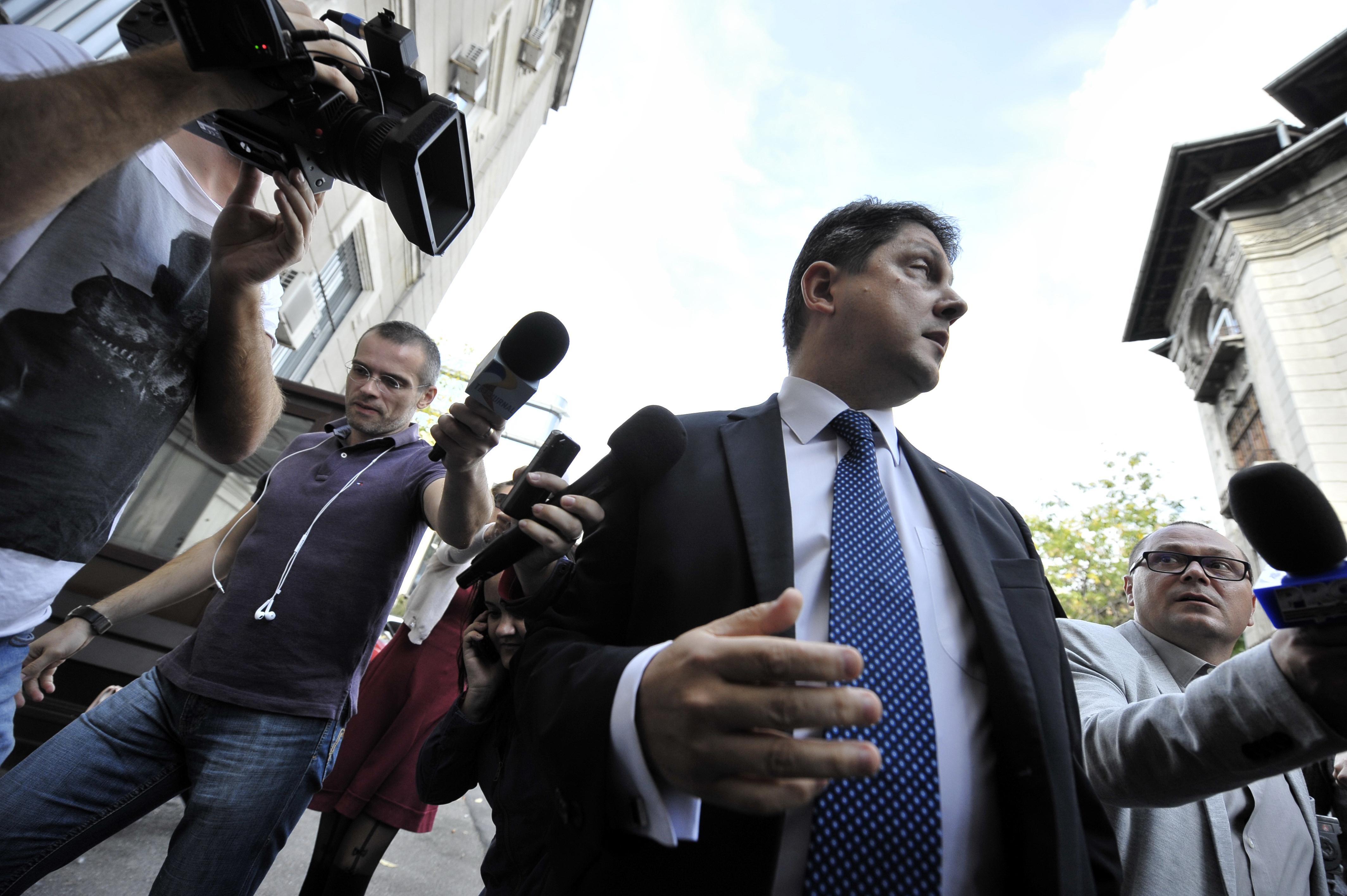 Titus Corlatean, audiat la DNA. Fostul ministru de Externe a dat explicatii in dosarul