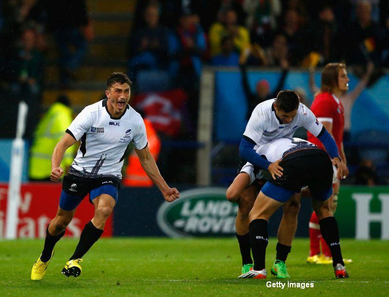 Cea mai mare revenire din istoria Cupei Mondiale de Rugby. Romania a invins Canada cu 17-15