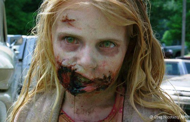 Cum arata primul zombie din serialul The Walking Dead, la 5 ani dupa filmari. Transformarea actritei este incredibila