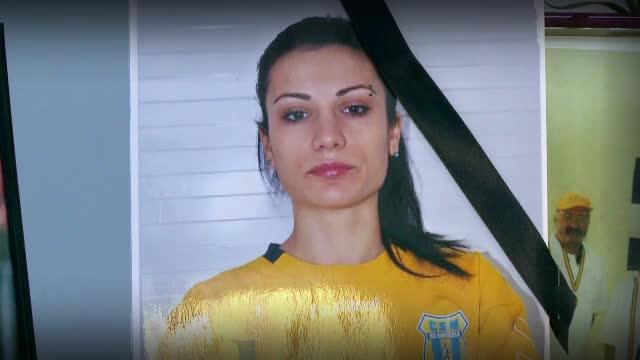 Tanara care si-a pierdut viata in accidentul de la Clinceni a fost inmormantata. Marturiile emotionante ale prietenilor