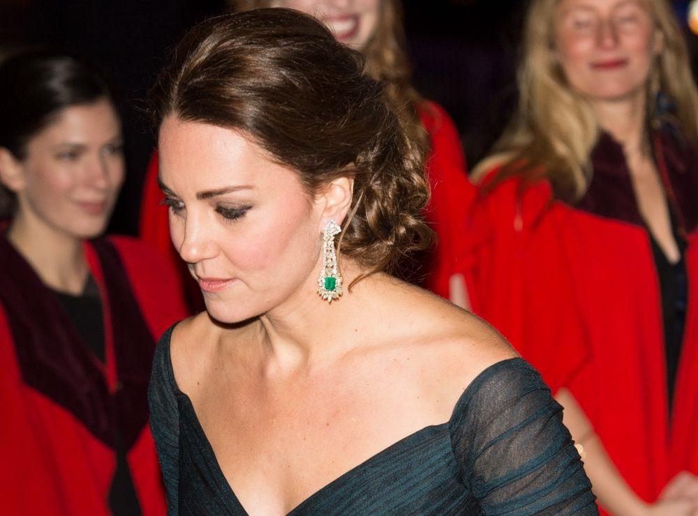 Ducesa de Cambridge ar putea fi împiedicată să participe la gala premiilor BAFTA