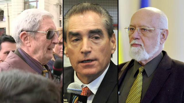 Dosarul Mineriada. Klaus Iohannis a avizat cererea de urmarire penala a lui Petre Roman, Gelu Voican si Victor Stanculescu