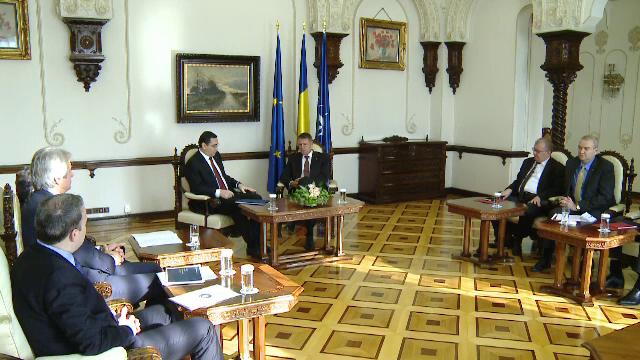 Ponta, inainte de intalnirea cu Iohannis: