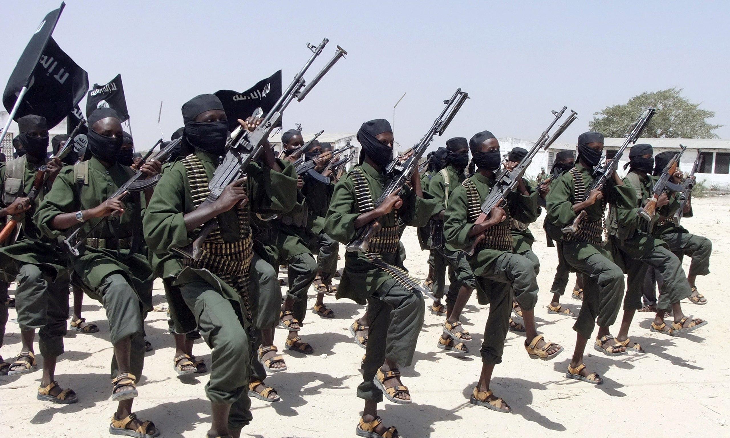 Gruparea islamista Al-Shebab a luat ostatici militari aflati la bordul unui avion care a aterizat fortat in Somalia
