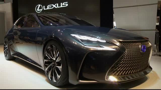 Un autoturism Lexus de 75.000 de lei căutat de autorităţile franceze a fost găsit în România