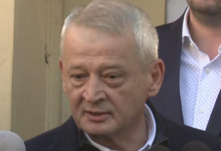 Sorin Oprescu, operat la Institutul Marius Nasta. Fostul edil va ramane internat o saptamana