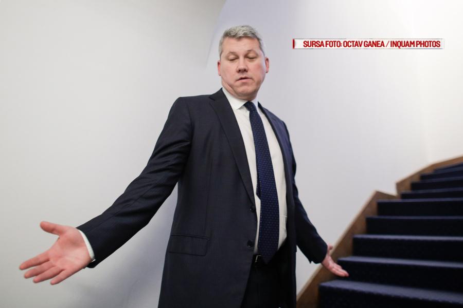Predoiu: Tariceanu a oferit o declaratie pe post de viagra politica, Dragnea chitaie din cand in cand ca un soricel