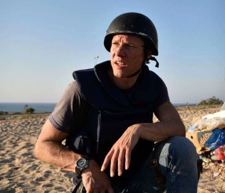 Jurnalist olandez ucis in confruntari dintre Statul Islamic si forte guvernamentale in Libia