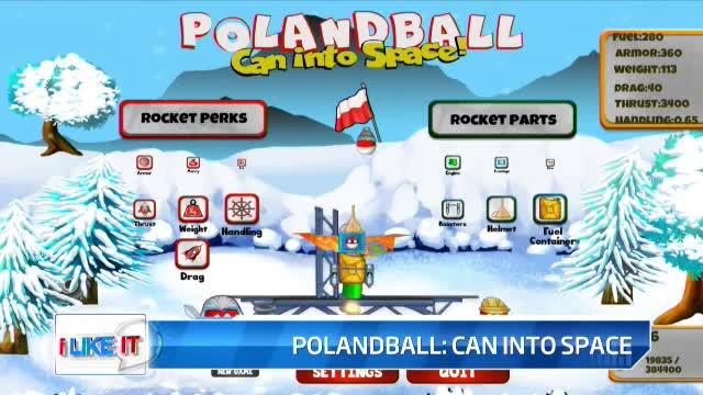Jocul saptamanii la iLikeIT este Polandball: Can into space. Costa doar 3 dolari pe Steam pentru Windows si Mac
