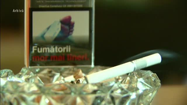 Comisiile parlamentare au respins modificarile aduse legii antifumat. Ce tigari vor disparea de pe piata, in scurt timp