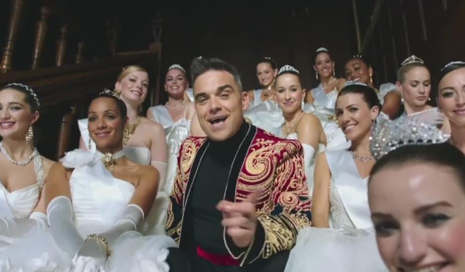 Robbie Williams e acuzat de