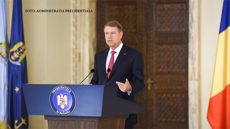 Presedintele Romaniei, Klaus Johannis, in vizita la UBB