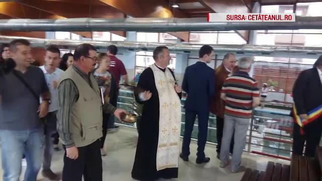 In campania electorala, primarul din Lugoj inaugura si sfintea un SPA de 1 milion EURO. De ce nu l-a folosit nimeni in 5 luni