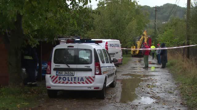 Explozie devastatoare in orasul Breaza din Prahova. Doua persoane sunt la spital dupa ce casa lor a sarit in aer