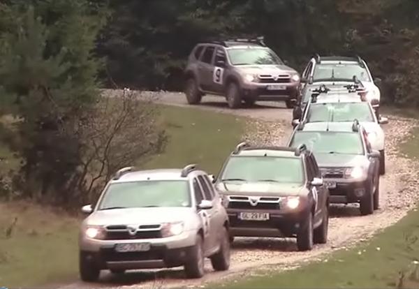 "(P) Dacia a prezentat seria limitata Duster Black Touch, la ""Dacia Duster Camp 2016"". Cu ce noutati vine modelul"