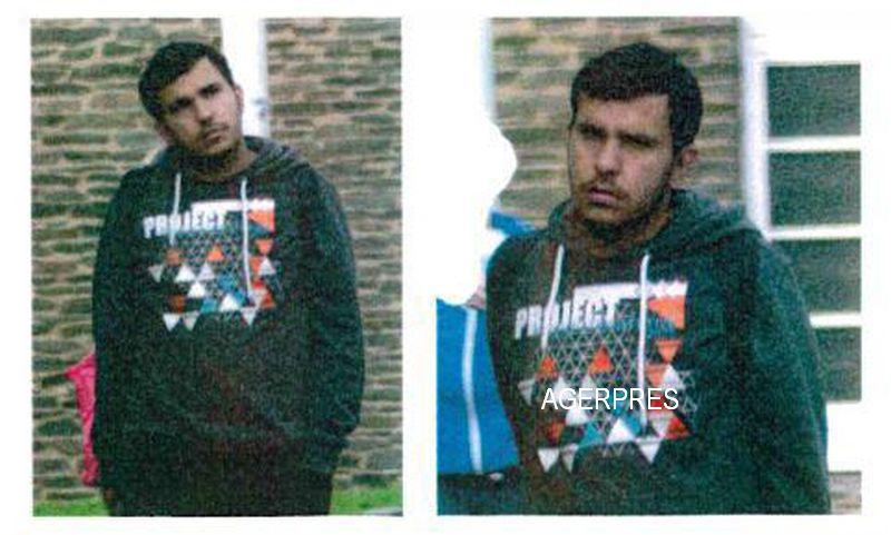 Noi imagini cu sirianul Jaber al-Bakr, date publicitatii. In poze apare legat si imobilizat de alti refugiati