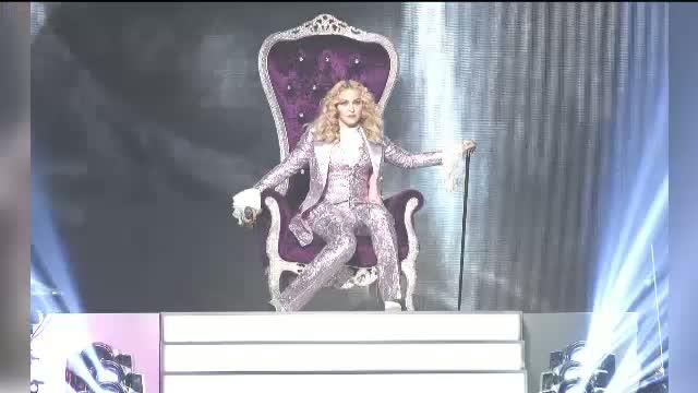 Madonna a fost desemnata ''Femeia Anului 2016'' de revista Billboard